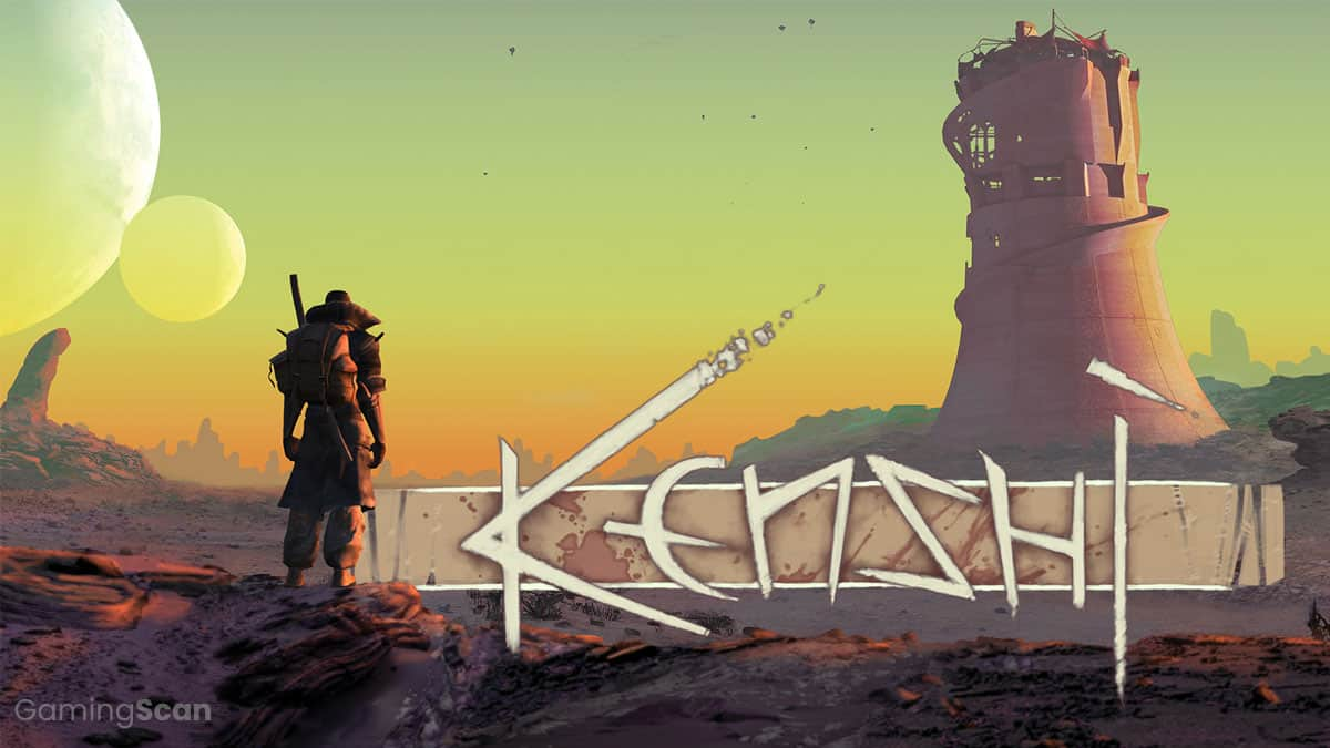 Best Games Like Kenshi