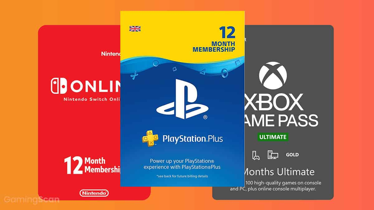 Best Gaming Subscription Services