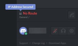 Discord No Route Error Message