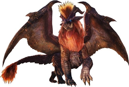 Monster Hunter World Teostra