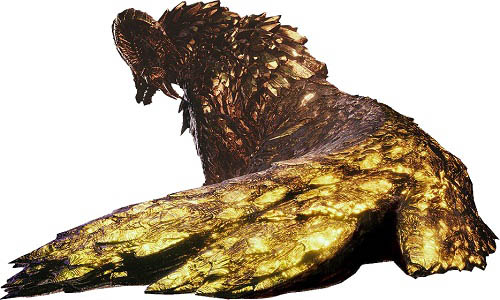 Monster Hunter World Kulve Taroth
