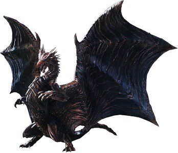 Monster Hunter World Kushala Daora