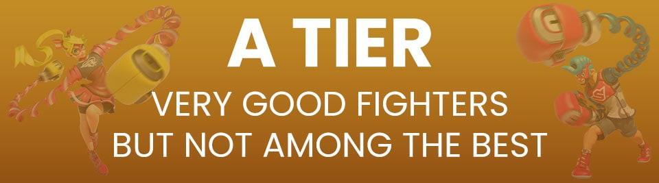 ARMS Tier List A Tier