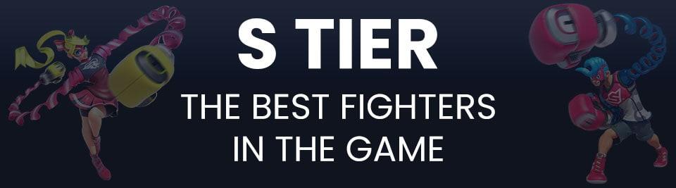 ARMS Tier List S Tier