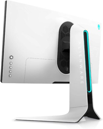 Dell Alienware AW2721D Behind