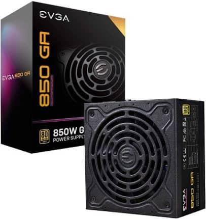 EVGA SuperNOVA GA 80+ Gold 850W