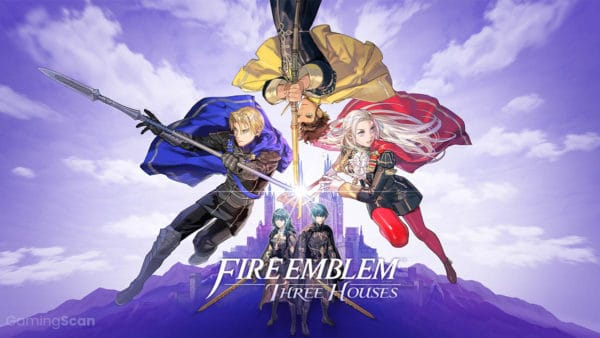 Fire Emblem Three Houses Tier List