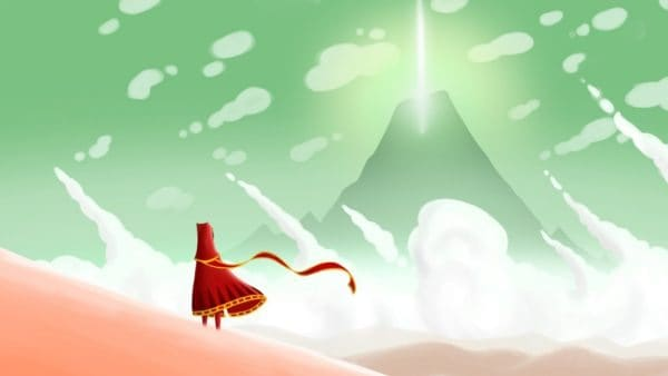 best ps now games - journey