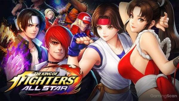 The King of Fighters ALLSTAR Tier List