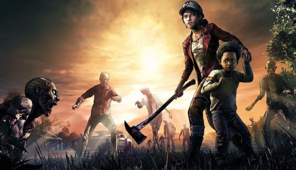 The Walking Dead The Game