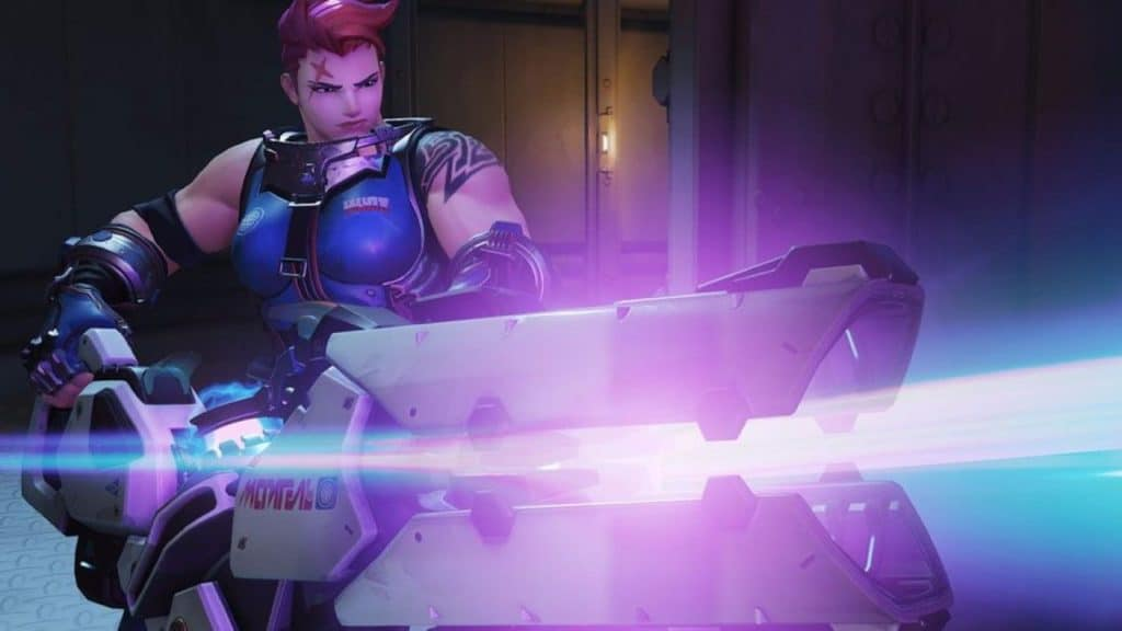 Zarya Particle Cannon