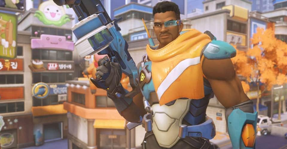 Overwatch Baptiste