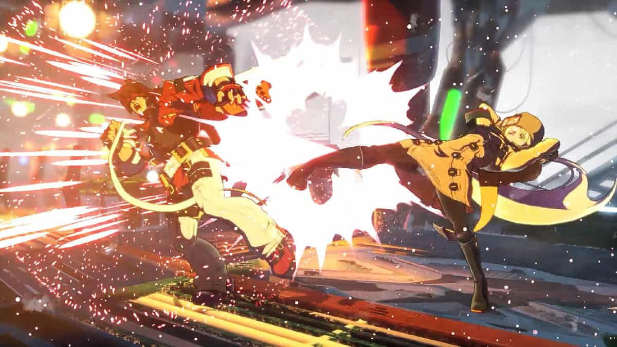 best upcoming fighting games guilty gear strive