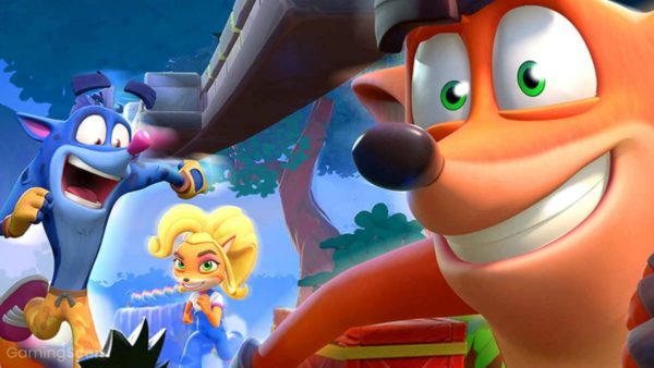 Crash Bandicoot Games in Order