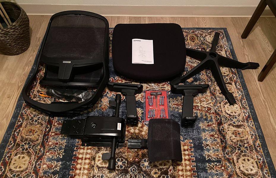 FlexiSpot Soutien Chair