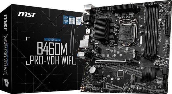 MSI B460M PRO VDH Wi Fi