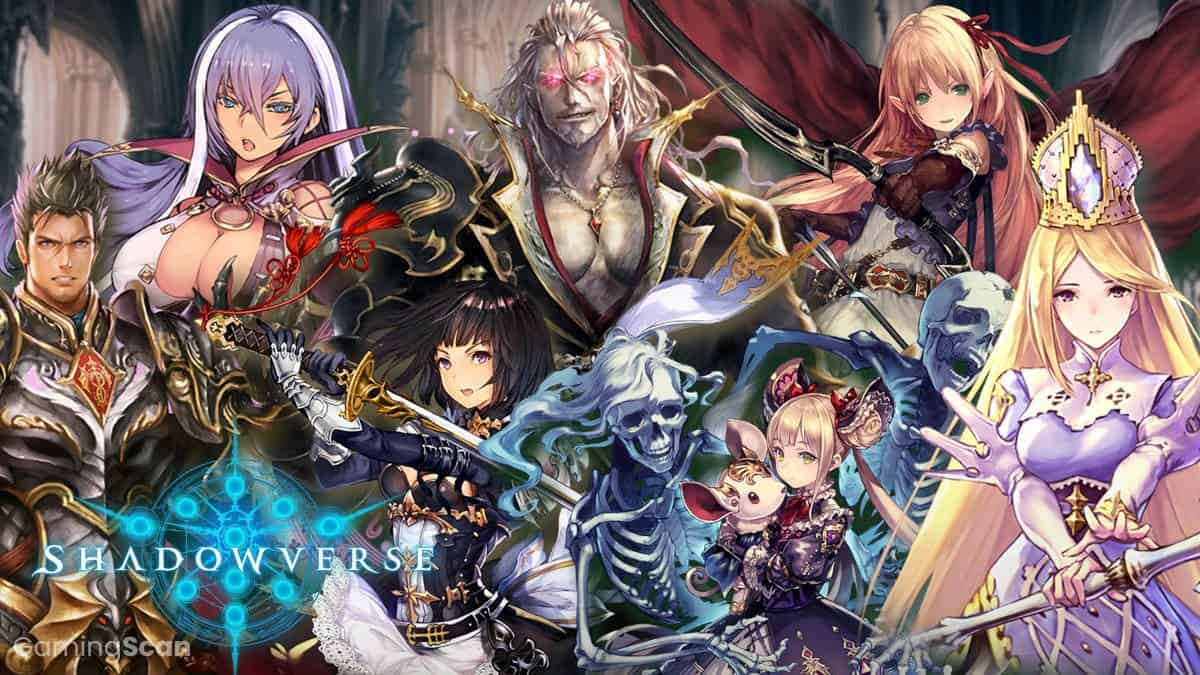 Shadowverse Tier List