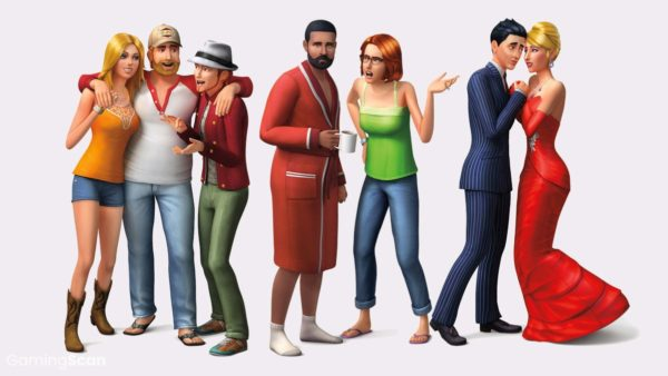 The Sims Games in Order