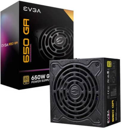 EVGA SuperNOVA GA 650W 80+ Gold