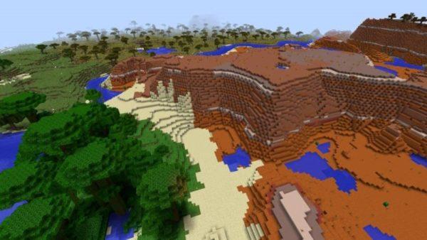 Many Biomes