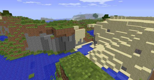 Minecraft Title Screen