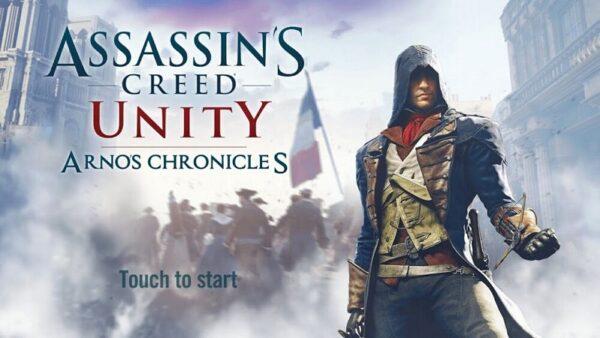 Assassin's Creed Unity Arno's Chronicles
