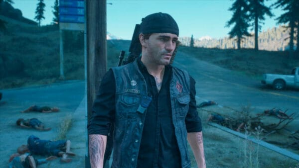 Change Deacon's Outfit