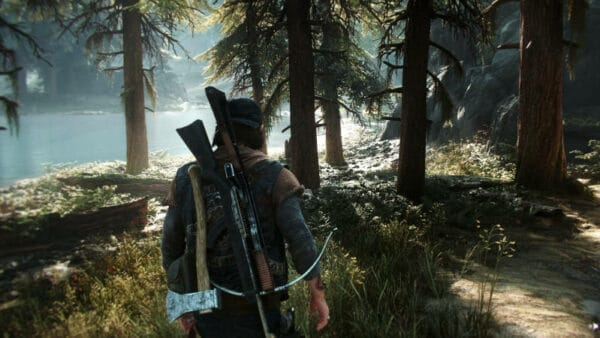 Make Days Gone Look like Dawn of The Dead