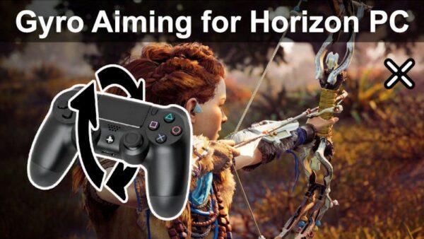 Aim Using Gyro Controls