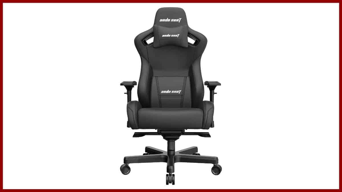 AndaSeat Kaiser 2 Premium Gaming Chair Review
