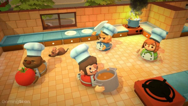 Best Games Like Overcooked