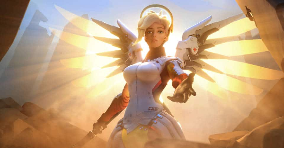 General Tips for Playing Mercy