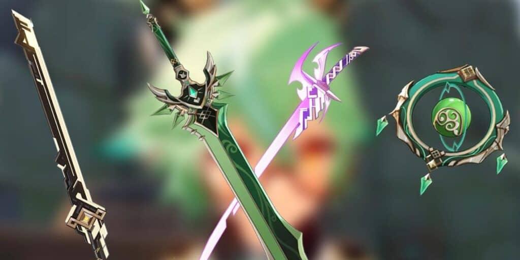 Genshin Impact Weapon