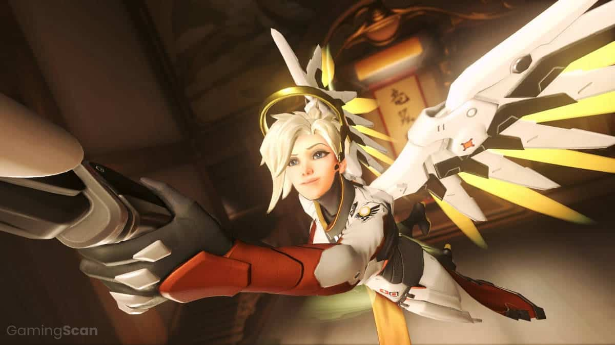 Overwatch Mercy Guide