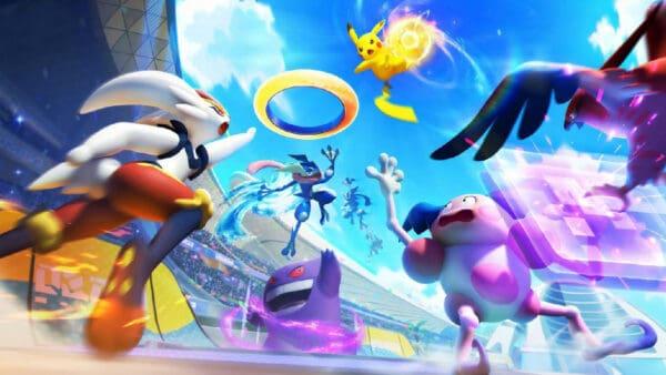 best free switch games pokemon unite