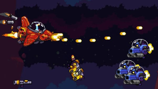 best pixel art games mighty goose