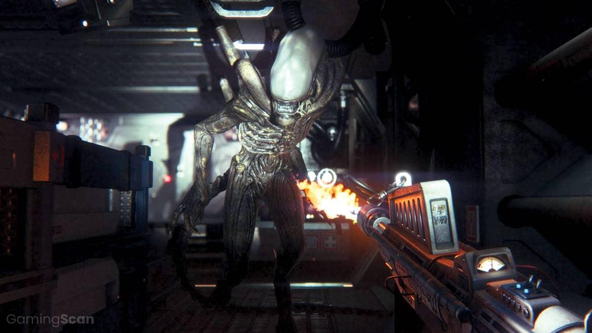 Best Games Like Alien Isolation