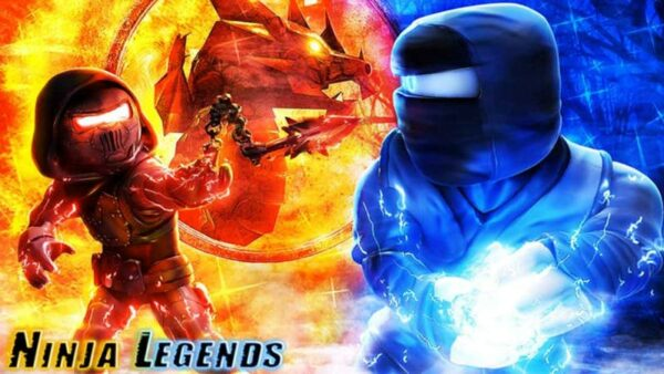 Ninja Legends 2