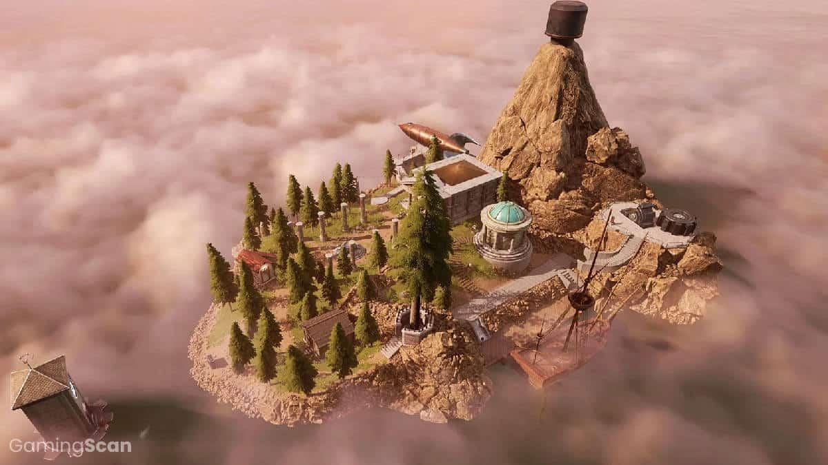 Best Games Like Myst