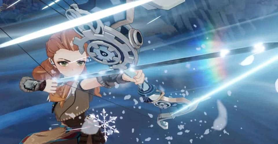 Genshin Impact Aloy Best Team Composition