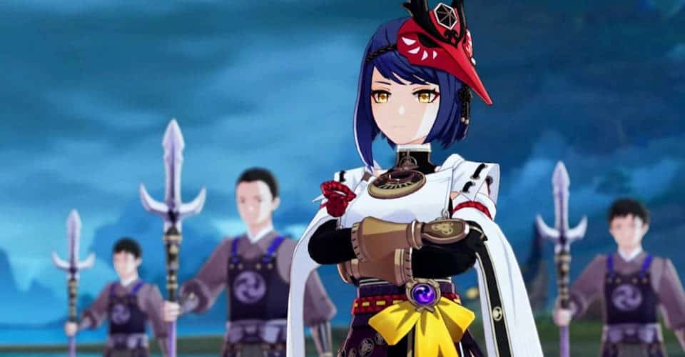Genshin Impact Sara Elemental Synergies