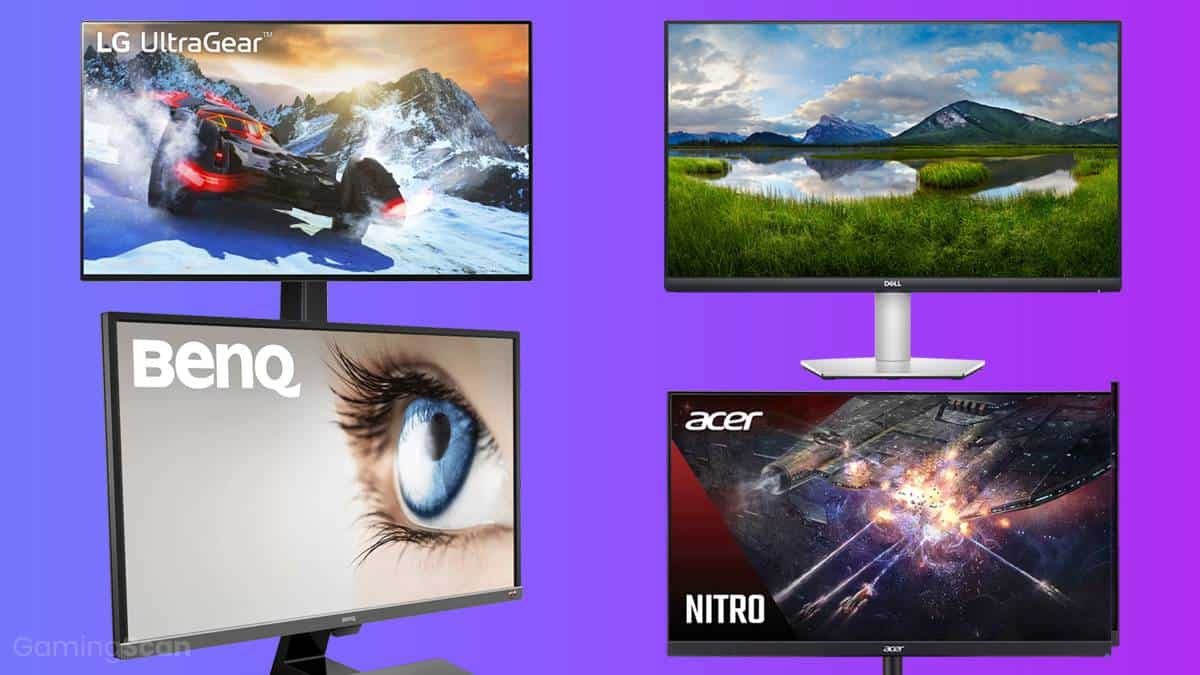 Best Monitor For PS5