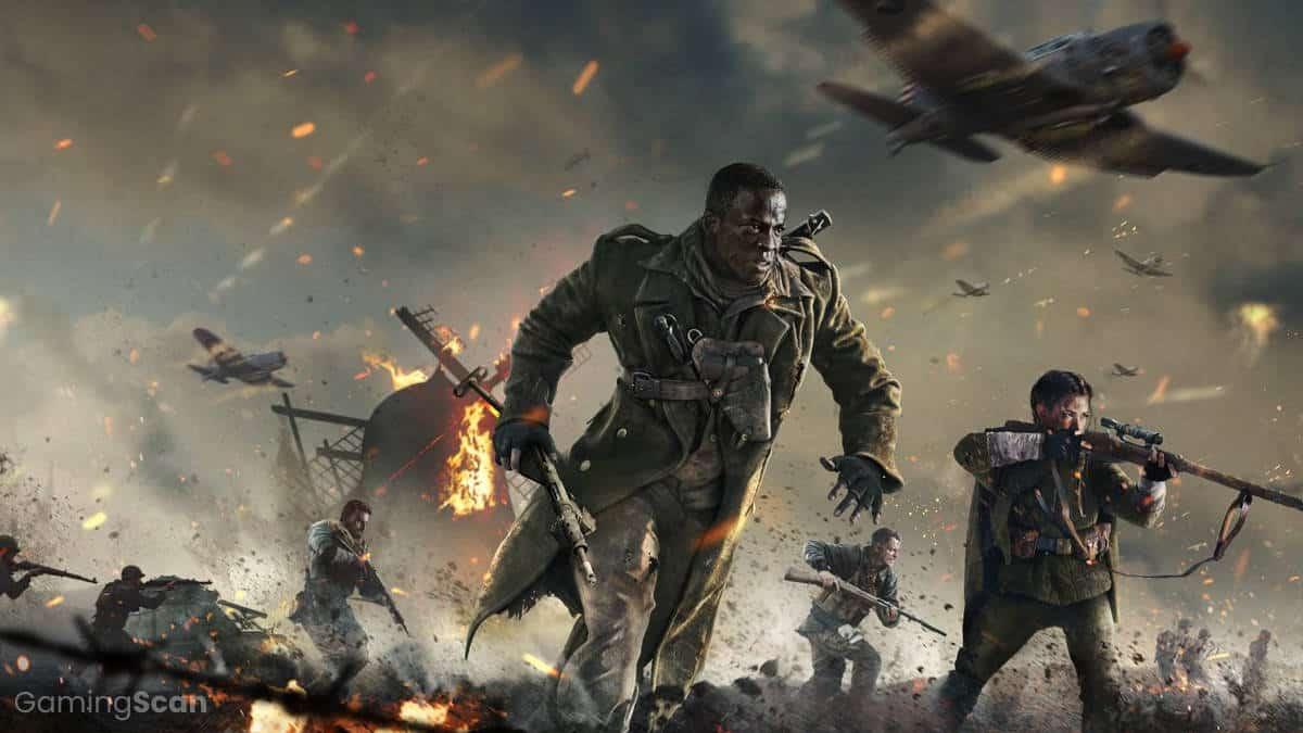 Call of Duty Vanguard Weapon Tier List