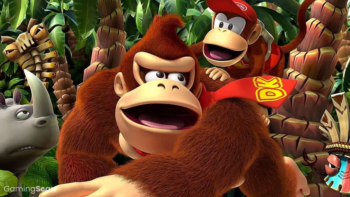 Donkey Kong Games In Order